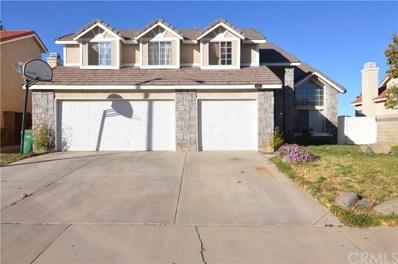 3109 Sandstone Court, Palmdale, CA 93551 - MLS#: SB21041738