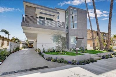 2618 Nelson Avenue UNIT A, Redondo Beach, CA 90278 - MLS#: SB21059920
