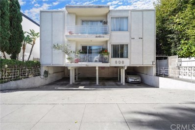 808 5th Street UNIT 1, Santa Monica, CA 90403 - MLS#: SB21063784