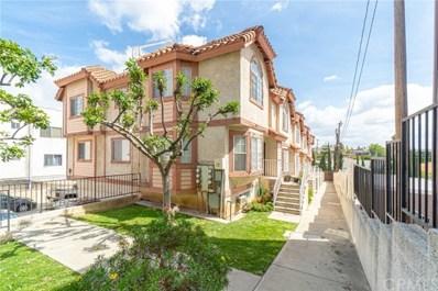632 N Wilcox Avenue UNIT 6, Montebello, CA 90640 - MLS#: SB21065994