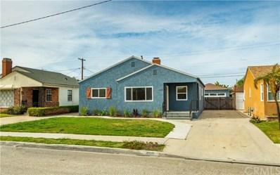4911 W 122nd Street, Hawthorne, CA 90250 - MLS#: SB21080296