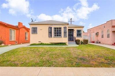 3766 Cimarron Street, Los Angeles, CA 90018 - MLS#: SB21087488