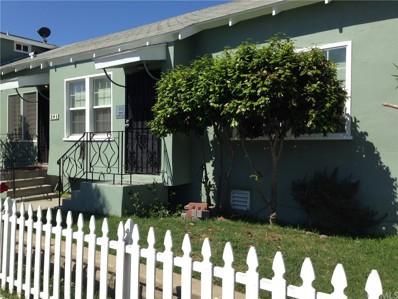 203 Hermosa Avenue, Long Beach, CA 90802 - MLS#: SB21089483