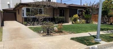837 W 173rd Street, Gardena, CA 90247 - MLS#: SB21096415