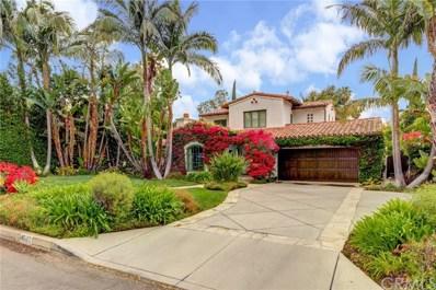 4025 Via Gavilan, Palos Verdes Estates, CA 90274 - MLS#: SB21105709