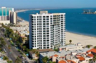 1310 E Ocean Boulevard UNIT 1107, Long Beach, CA 90802 - MLS#: SB21106652