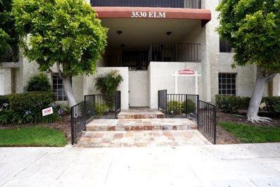 3530 Elm Avenue UNIT 106, Long Beach, CA 90807 - MLS#: SB21106909