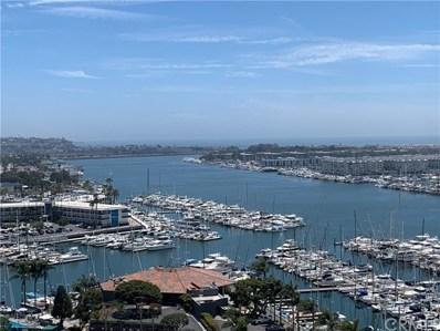 13700 Marina Pointe Drive UNIT 1702, Marina del Rey, CA 90292 - MLS#: SB21112300