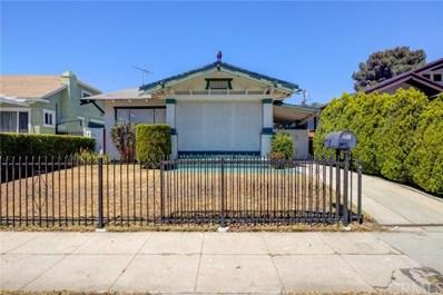1643 Leighton Avenue, Los Angeles, CA 90062 - MLS#: SB21113126