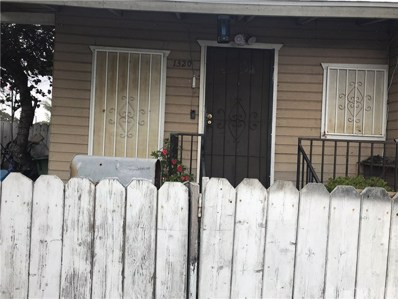 1320 Blinn Avenue, Wilmington, CA 90744 - MLS#: SB21114252