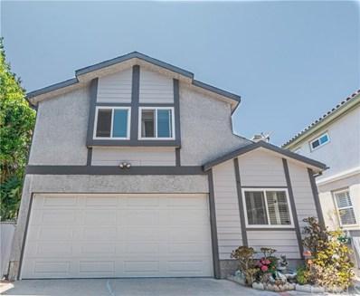 119 S Irena Avenue UNIT B, Redondo Beach, CA 90277 - MLS#: SB21136242