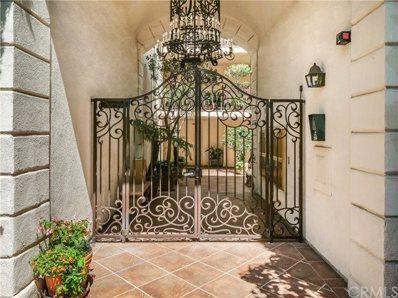 2525 Via Campesina UNIT 307, Palos Verdes Estates, CA 90274 - MLS#: SB21139294