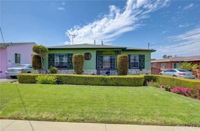 1538 W 123rd Street, Los Angeles, CA 90047 - MLS#: SB21147076