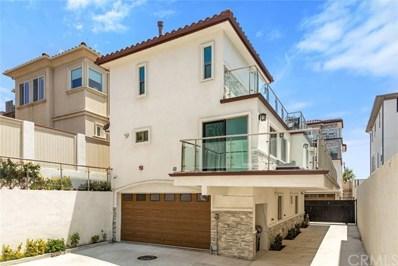 214 S Lucia Avenue UNIT B, Redondo Beach, CA 90277 - MLS#: SB21152089