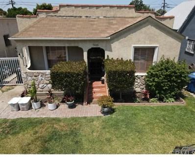 7415 Brighton Avenue, Los Angeles, CA 90047 - MLS#: SB21156643