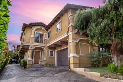 1916 Nelson Avenue UNIT A, Redondo Beach, CA 90278 - MLS#: SB21159476