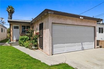 4633 W 152nd Street, Lawndale, CA 90260 - MLS#: SB21159680