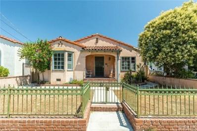428 W 11th Street, San Pedro, CA 90731 - MLS#: SB21160730