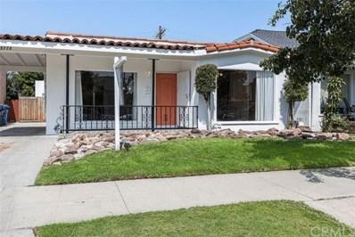 3773 S Wilton Place, Los Angeles, CA 90018 - MLS#: SB21161858