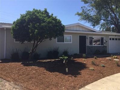 1749 Pico Court, San Luis Obispo, CA 93405 - MLS#: SC17074760