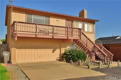 34 21st Street, Cayucos, CA 93430 - MLS#: SC17144144