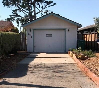 1351 9th Street, Los Osos, CA 93402 - MLS#: SC17235422
