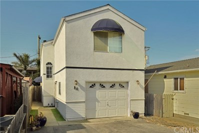 84 Saint Mary Avenue, Cayucos, CA 93430 - #: SC18038722