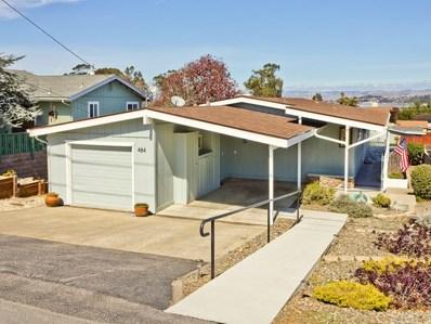 484 Ash Street, Los Osos, CA 93402 - MLS#: SC18057909