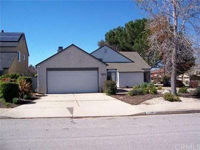 1165 Vista Del Lago, San Luis Obispo, CA 93405 - #: SC18066385