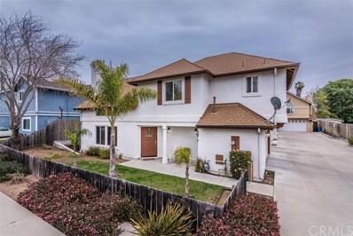553 S 12th Street, Grover Beach, CA 93433 - MLS#: SC18068012