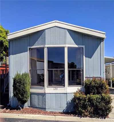 3057 S Higuera Street UNIT 124, San Luis Obispo, CA 93401 - MLS#: SC18069546