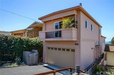 888 Saint Mary Avenue, Cayucos, CA 93430 - #: SC18096061