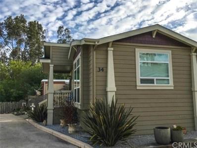 1226 Main Street UNIT 34, Cambria, CA 93428 - MLS#: SC18108817