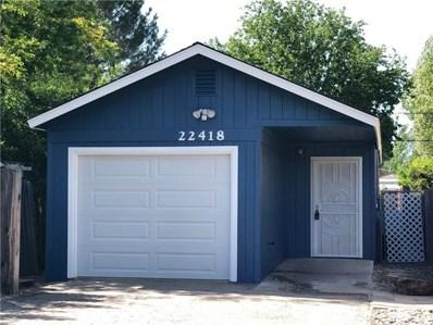 22418 J Street, Santa Margarita, CA 93453 - MLS#: SC18113213