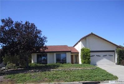 2463 Tierra Drive, Los Osos, CA 93402 - #: SC18145795