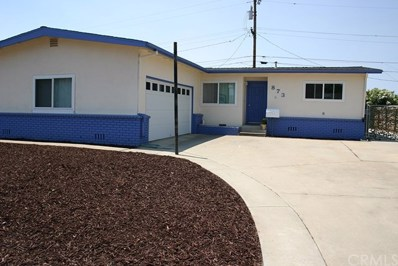 873 Turquoise Drive, Arroyo Grande, CA 93420 - MLS#: SC18185470