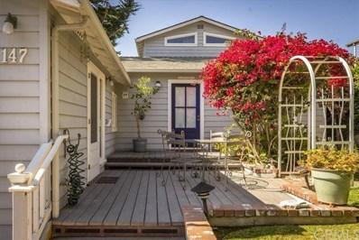 147 Cypress Avenue, Cayucos, CA 93430 - MLS#: SC18208048