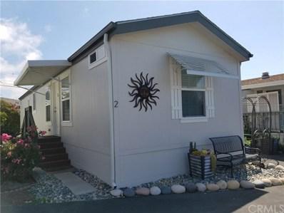 9540 Avonne Avenue UNIT 2, San Simeon, CA 93452 - MLS#: SC18231460