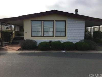 633 Ramona Avenue UNIT 114, Los Osos, CA 93402 - MLS#: SC18250565