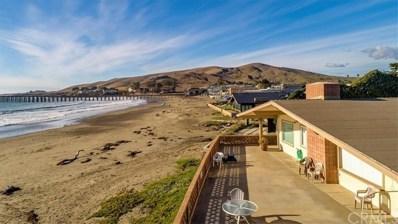 8 Ocean Front Lane, Cayucos, CA 93430 - #: SC18279362