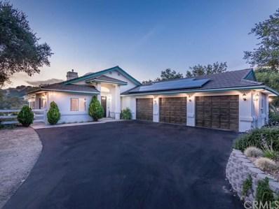 9760 Corona Road, Atascadero, CA 93422 - MLS#: SC18284111