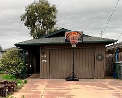 1492 14th Street, Los Osos, CA 93402 - MLS#: SC19006453