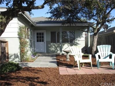 1652 9th Street, Los Osos, CA 93402 - #: SC19039986