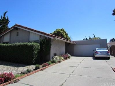 1109 Oceanaire Drive, San Luis Obispo, CA 93405 - MLS#: SC19072880