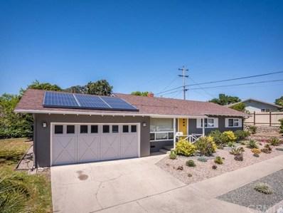 506 Princeton Place, San Luis Obispo, CA 93405 - #: SC19101884