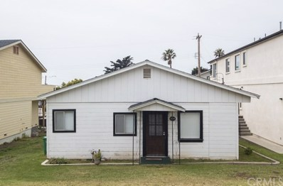 438 Saint Mary Avenue, Cayucos, CA 93430 - #: SC19106901