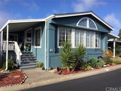 633 Ramona Avenue UNIT 41, Los Osos, CA 93402 - #: SC19178381