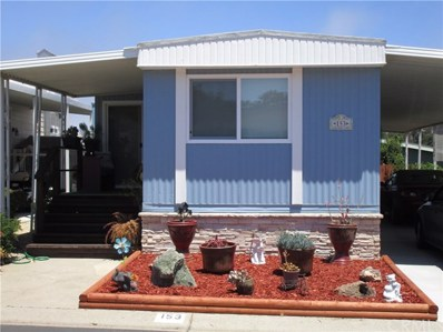 633 Ramona Avenue UNIT 153, Los Osos, CA 93402 - MLS#: SC19239500