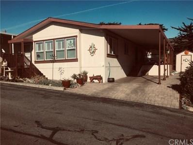 1625 Cass Avenue UNIT 23, Cayucos, CA 93430 - #: SC19271543