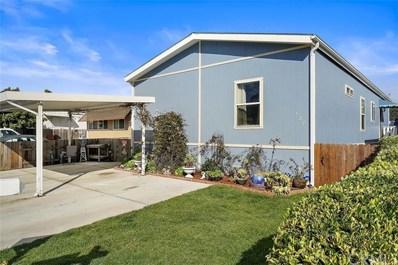 765 Mesa View Drive UNIT 128, Arroyo Grande, CA 93420 - MLS#: SC20057490